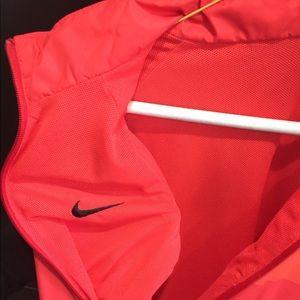 Nike Jackets & Coats - Nike Hooded Windbreaker, reversible! Price drop!!!